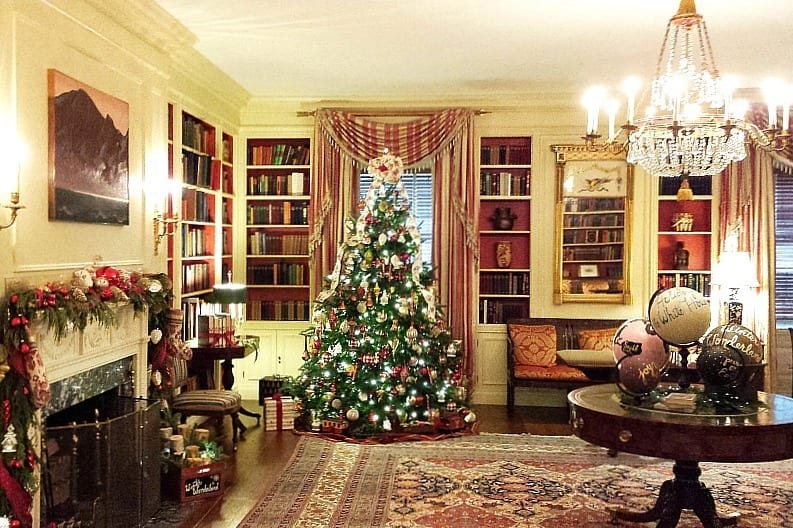 The Library - White House East Wing