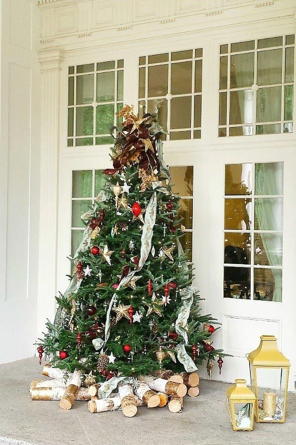 The White House Christmas Tree - East Wing