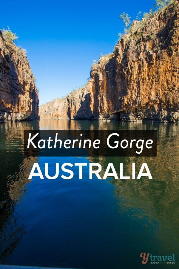 Katherine Gorge - Northern Territory, Australia