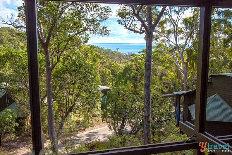 Kingfisher Bay Resort - Fraser Island, Queensland, Australia