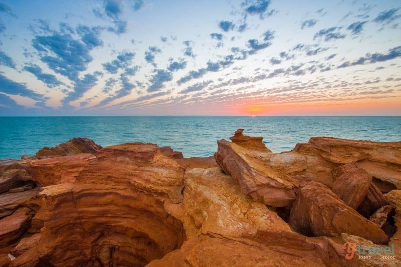 Gantheaume Point - Broome, Western Australia