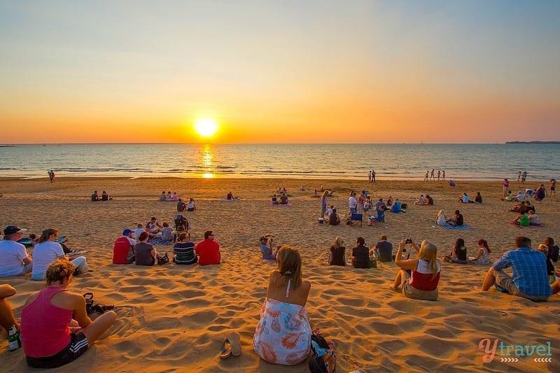 Mindil Beach, Darwin, Northern Territory - Australia
