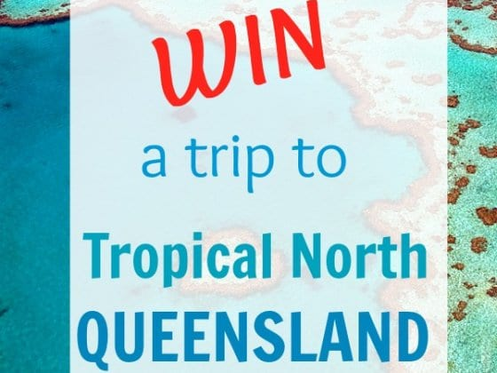 Win a trip to Tropical North Queensland plus a $20K prize