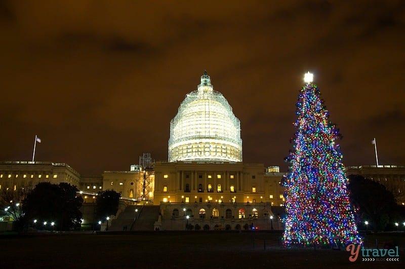 The Capital Building - Washington DC