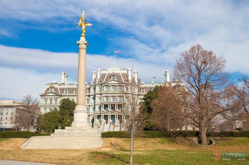 Executive Building - Washington DC