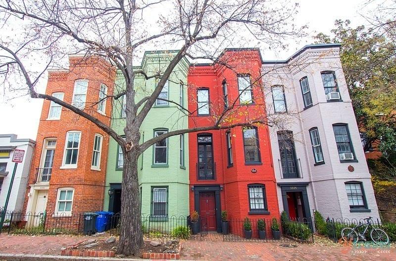 Georgetown - Washington DC