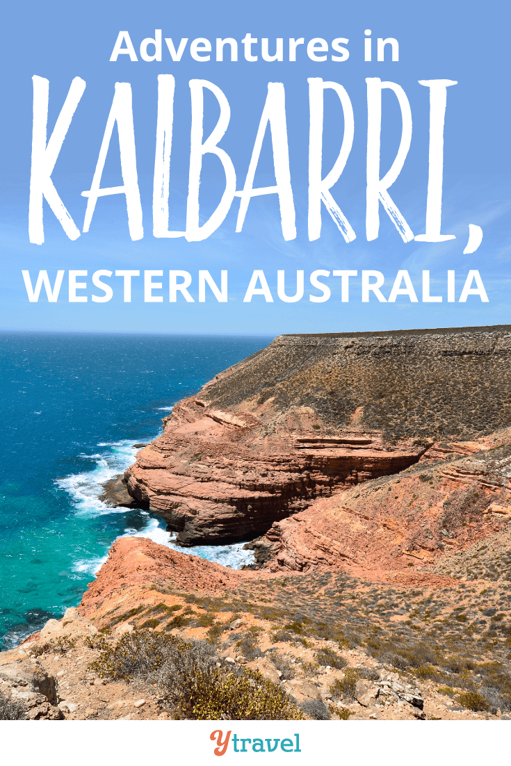 OUR FAMILY ADVENTURE IN KALBARRI, WESTERN AUSTRALIA!
