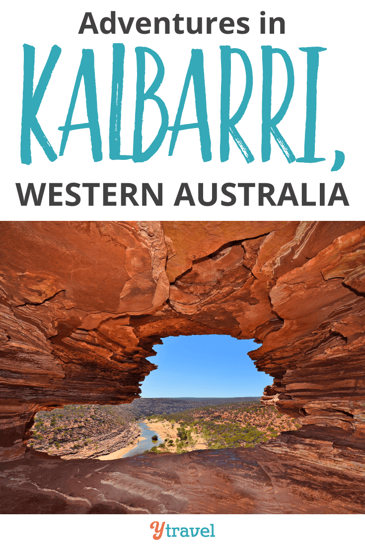 OUR FAMILY ADVENTURE IN KALBARRI, WESTERN AUSTRALIA.