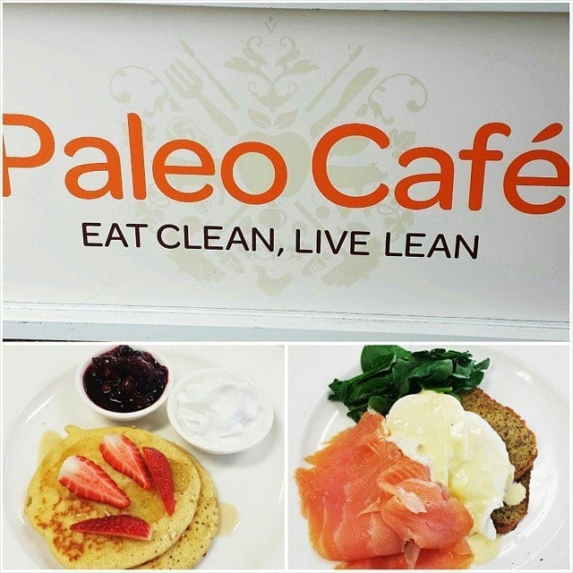Paleo Cafe, Cairns, Australia