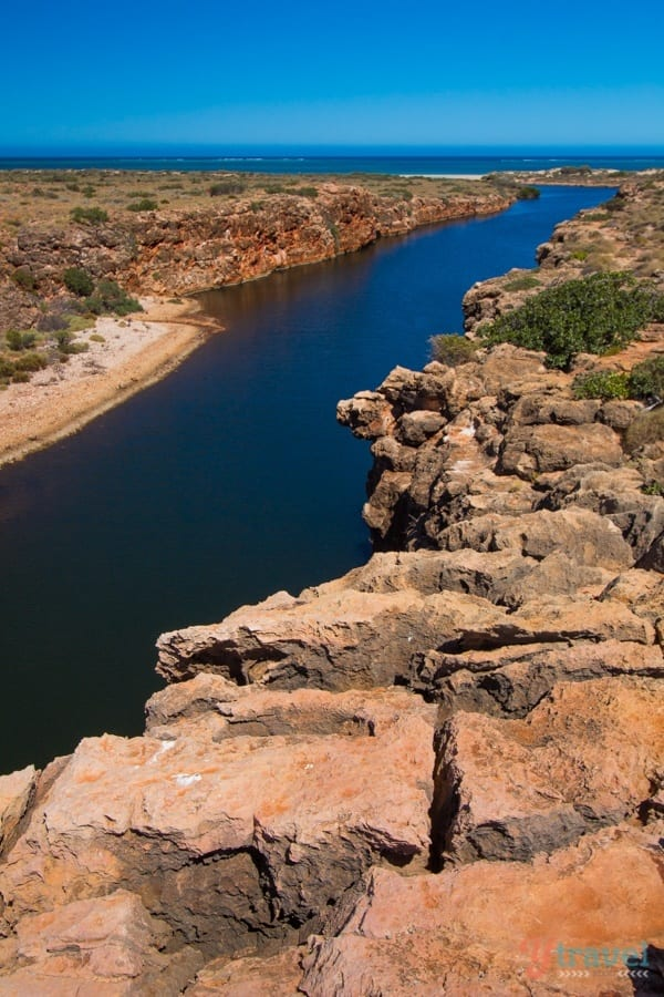 Yardie Creek Gorge, Exmouth, Western Australia