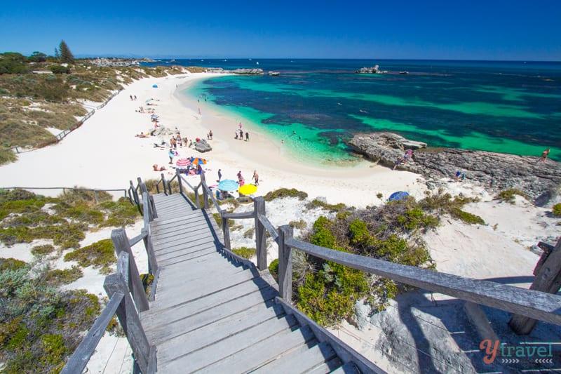Pinky Beach, Rottnest Island, Western Australia