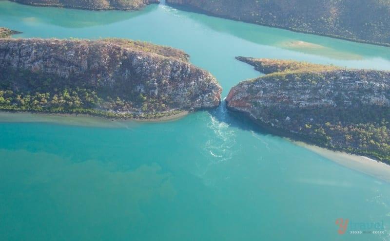 Horizontal Falls, The Kimberley Western Australia