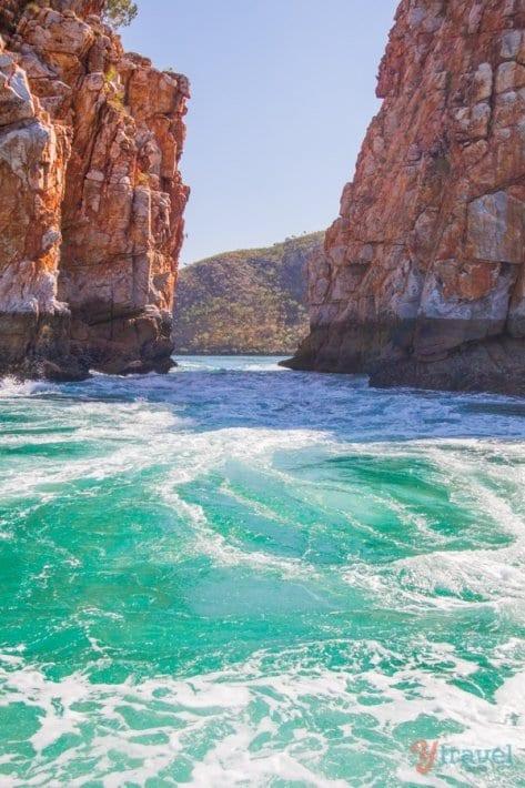 Horizontal Falls, Western Australia