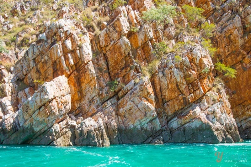 The colors of the Kimberley