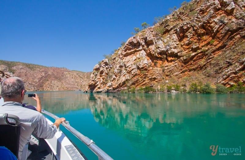 Horizontal Falls Tour - Western Australia