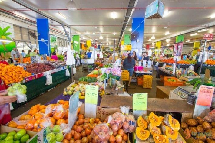 Rusty's Farmers Market, Cairns, Australia