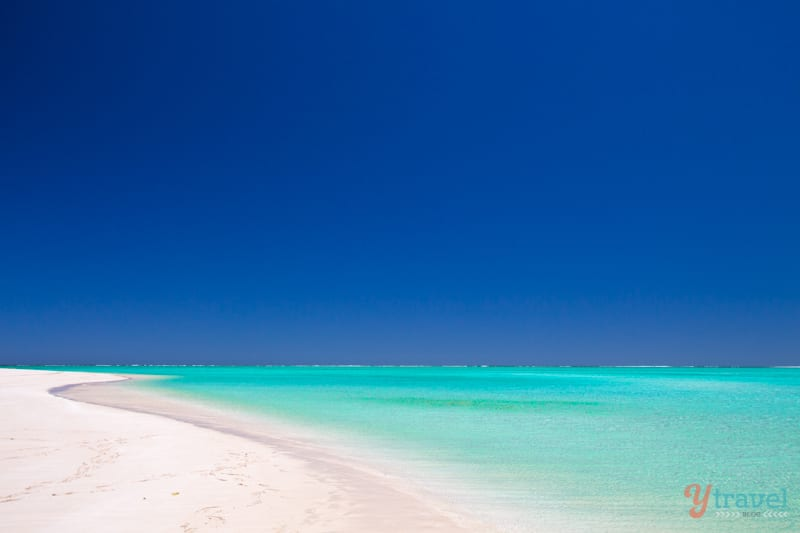 Sandy Bay, Exmouth, Western Australia
