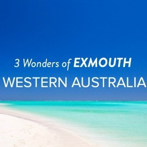 Things to do in Exmouth, Western Australia