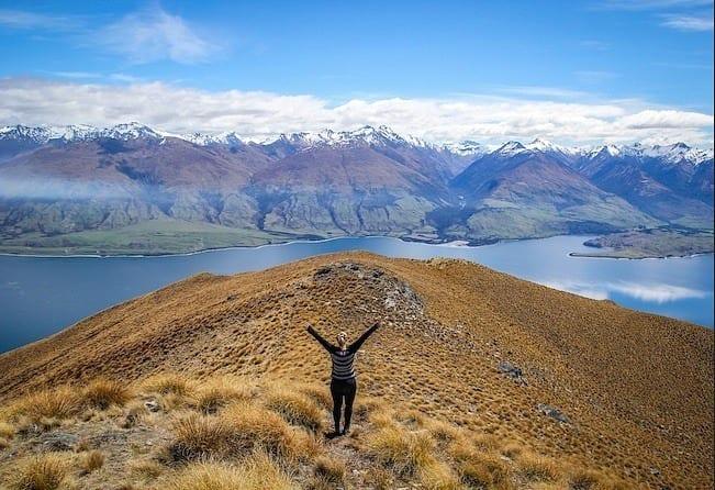 Wanaka, New Zealand - Photography tips for solo travelers