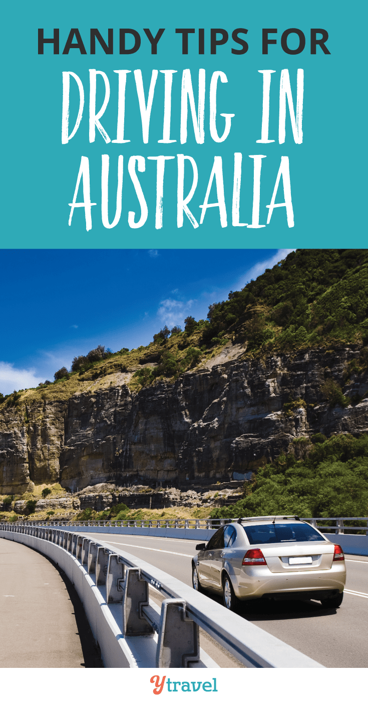 Before you get behind the wheel read these handy tips for driving in Australia.