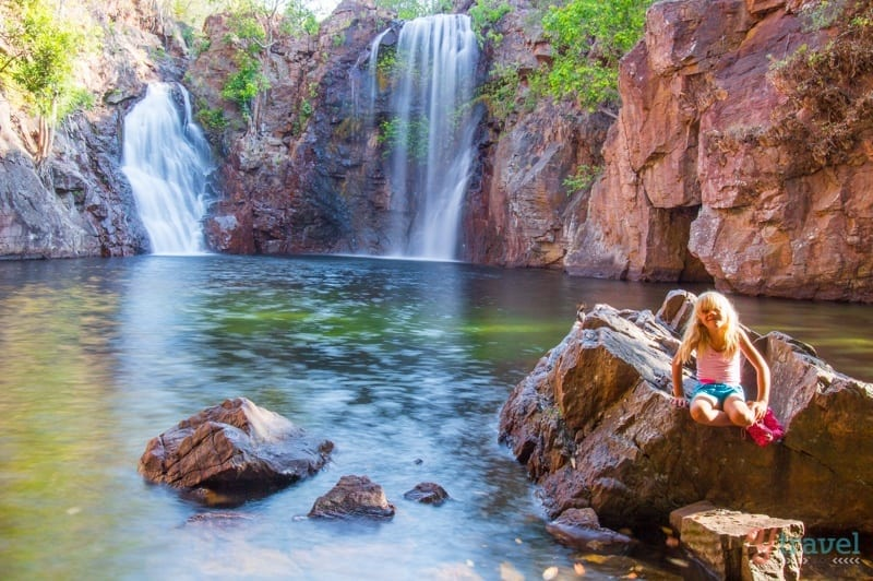 Florence Falls, Litchfield National Park, Australia