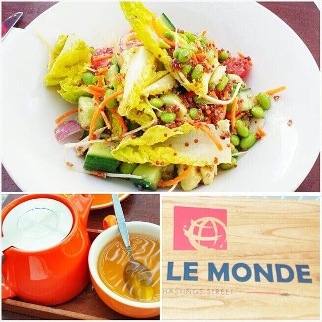 Cafe Le Mond, Noosa, Queensland, Australia