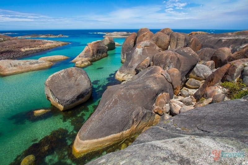 Go Swim At Elephant Rocks In Denmark Western Australia