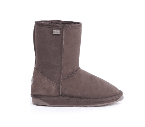 Emu sheepskin boot