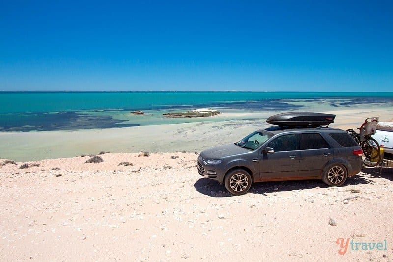 World Heritage Drive, Shark Bay, Western Australia