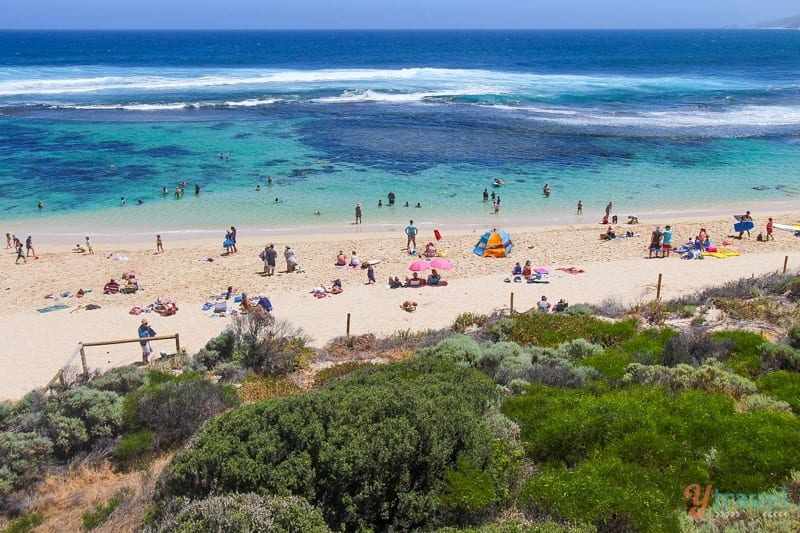 Yallingup Beach, Margaret River Region, Western Australia
