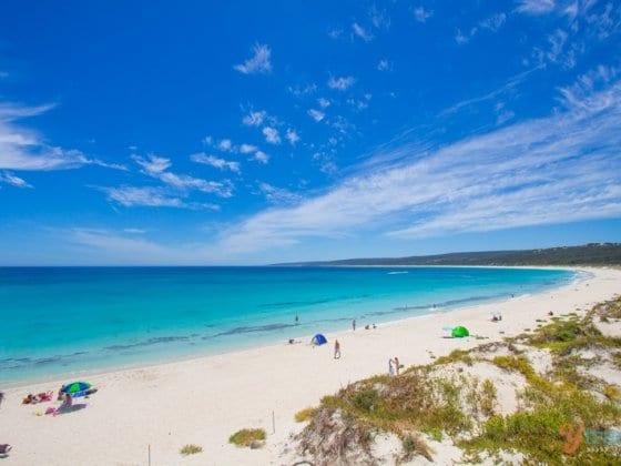 Hamlin Bay, Margaret River Region, Western Australia