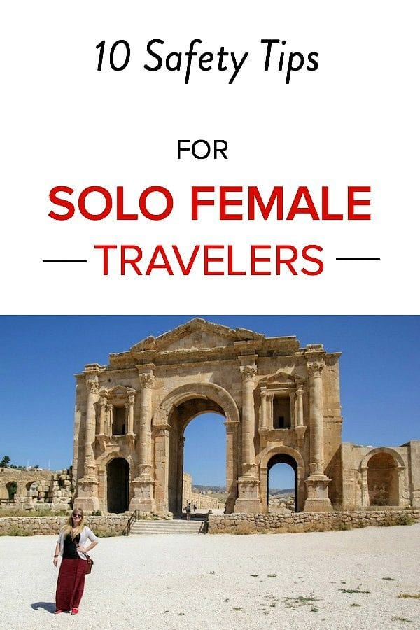 travel tips trip planning solo women travelers