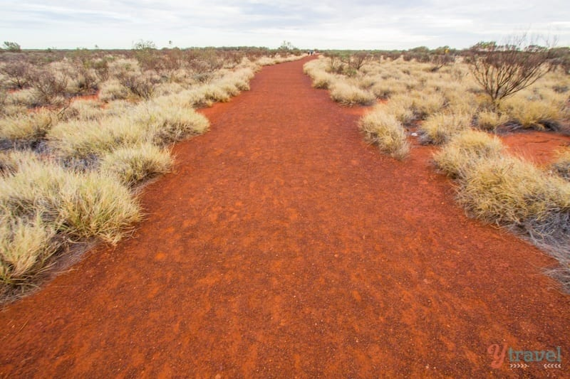 how to get to uluru base walk