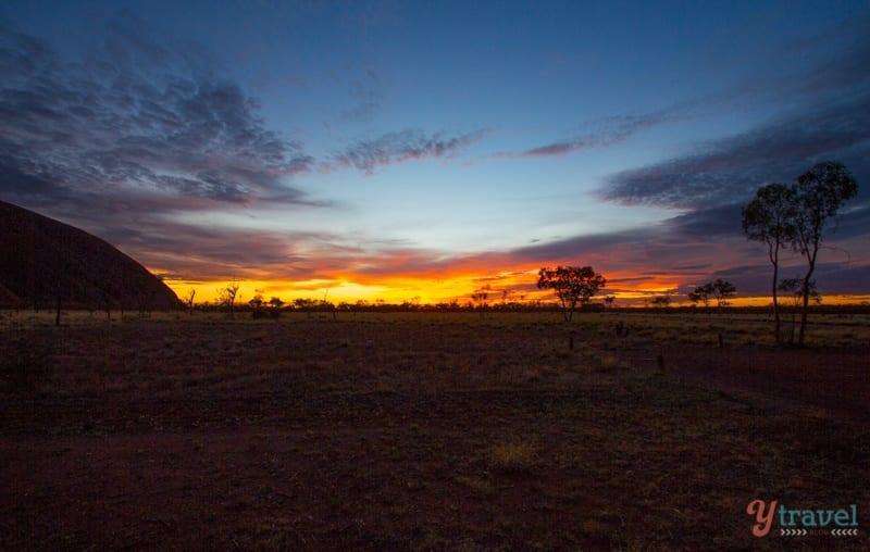 Uluru Base Walk - Central Australia