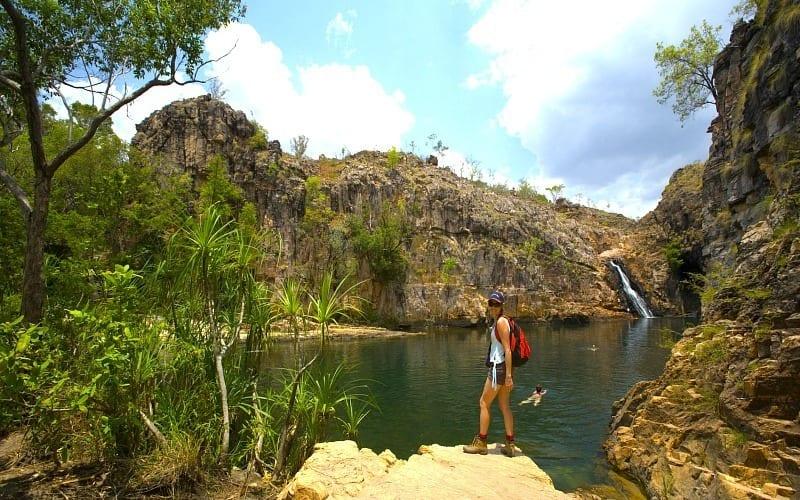 Maguk Gorge, Kakadu National Park, Australia