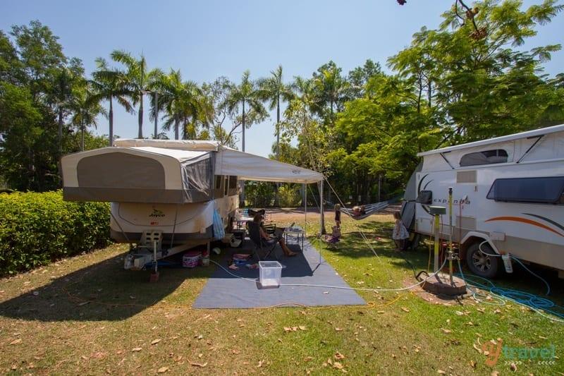 Kakadu lodge and campground