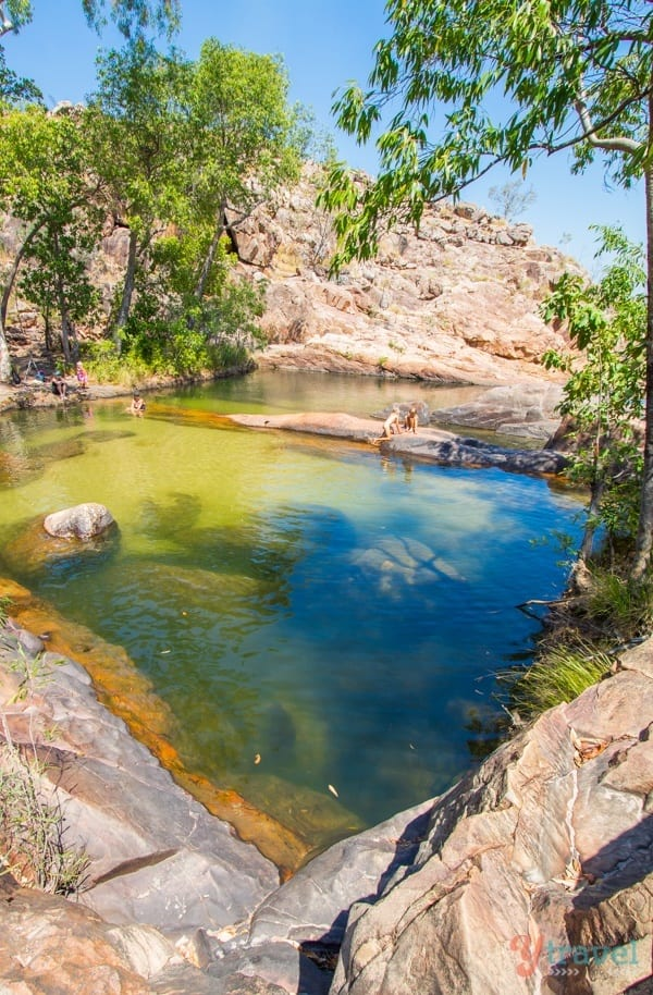 Gunlom Falls, Kakadu National Park, Australia
