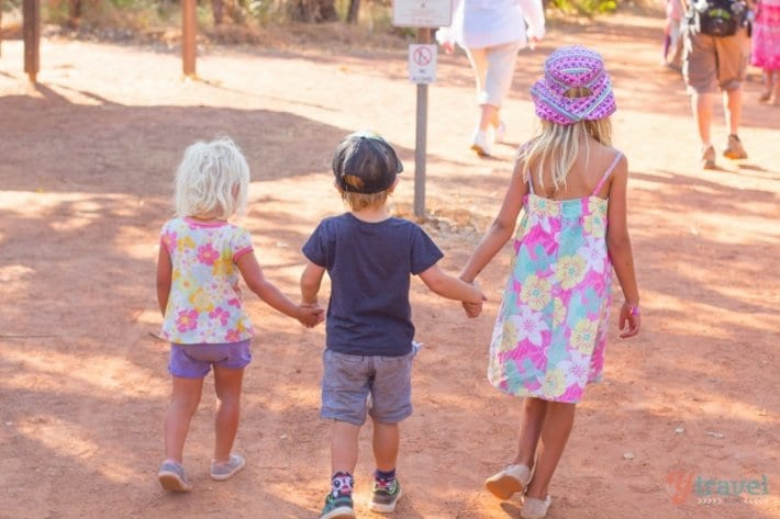 Keeping up kid's social skills with then travel
