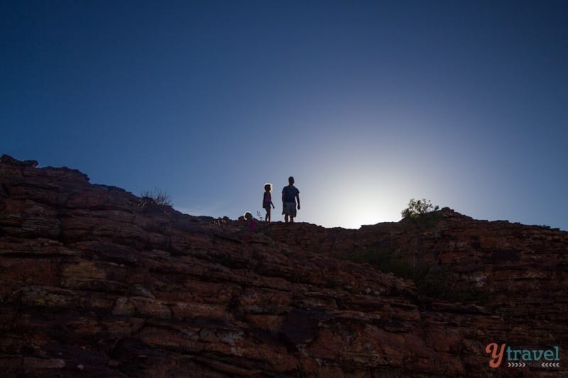 Kings Canyon Rim Walk, Norhtern Territory, Australia