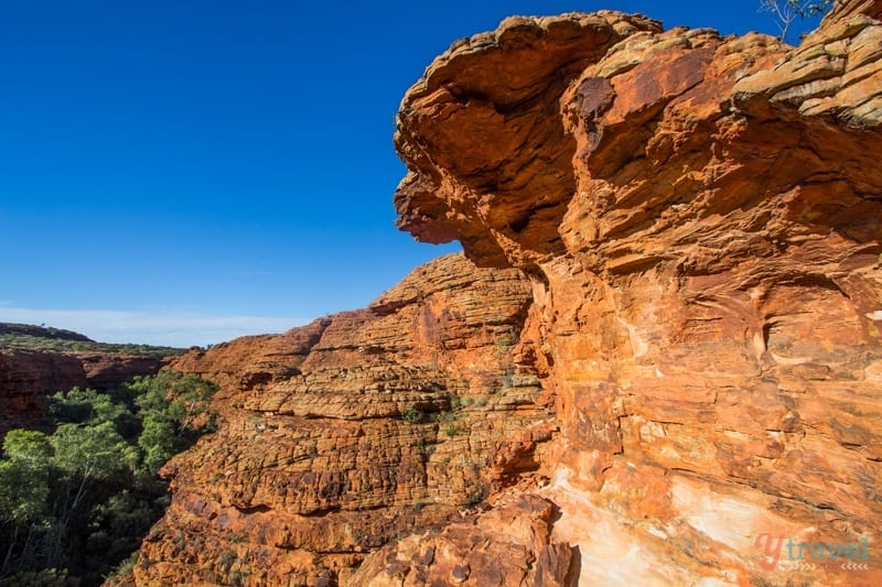 Kings Canyon Rim Walk, Northern Territory, Australia