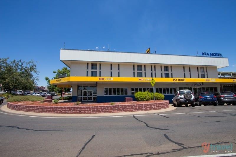 Mount Isa Hotel, Queensland, Australia