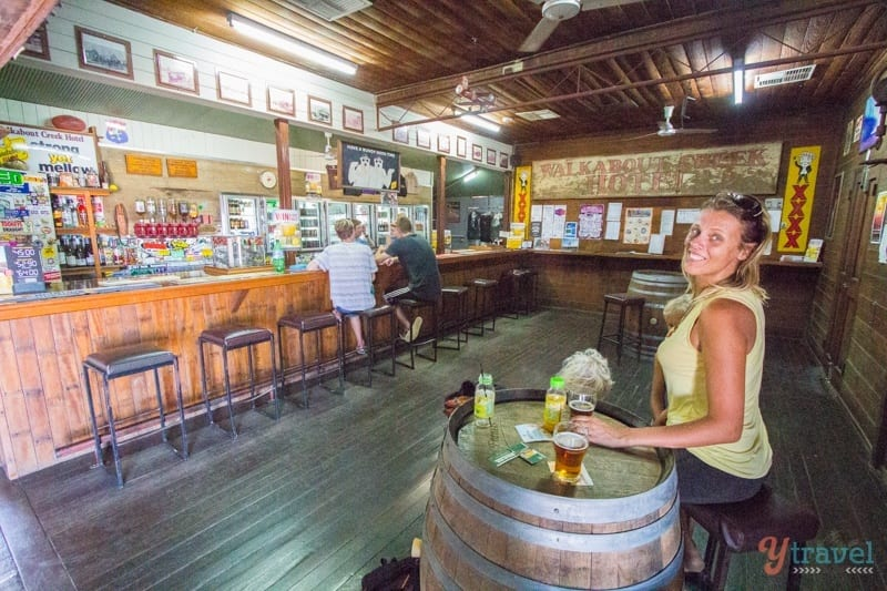 Walkabout Creek Hotel - Outback Queensland