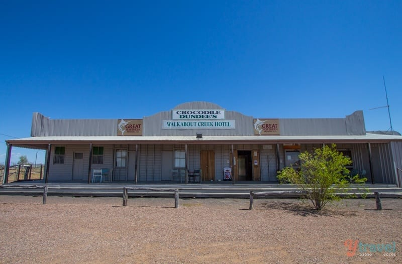 Walkabout Creek Hotel - Outback, Queensland