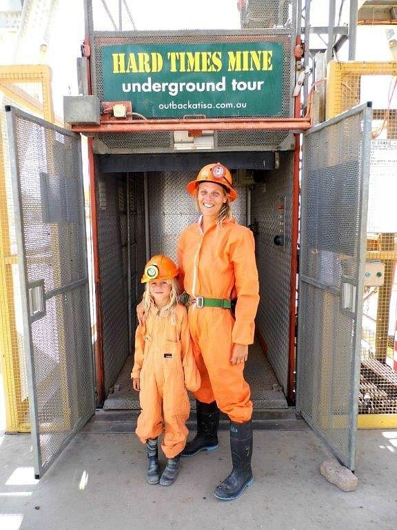 Mount Isa mine tour