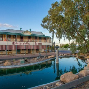 Tattersalls Hotel, Winton, Queensland