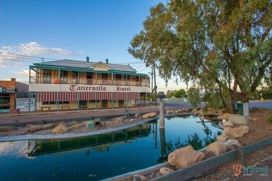 Tattersalls Hotel, Winton, Queensland