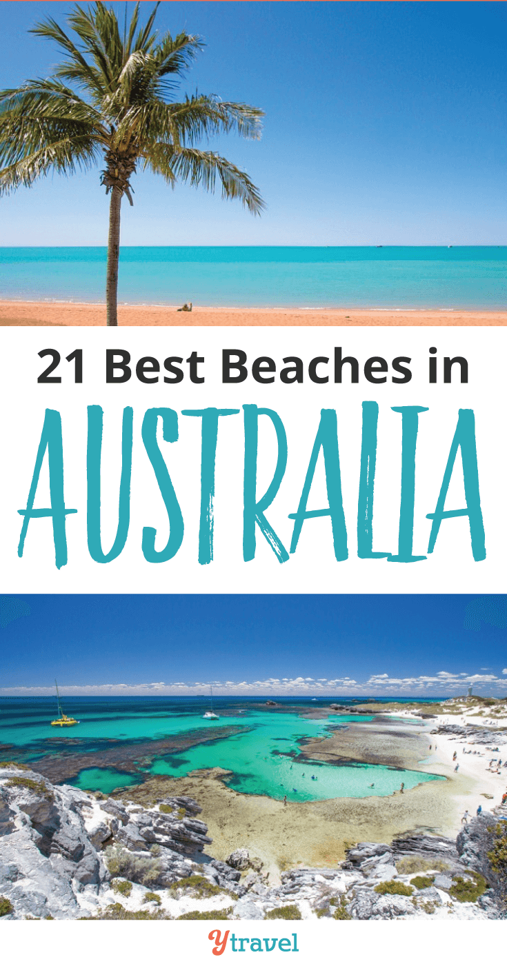 Australia has some of the most beautiful beaches and we're highlighting 21 of the Best Beaches in Western Australia to Set Foot On!