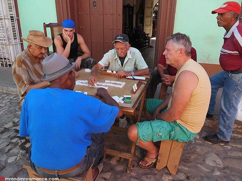 Cuba street life