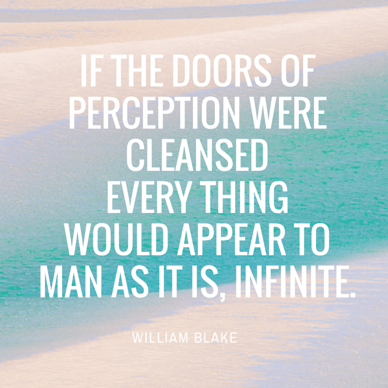 doors of perception quote