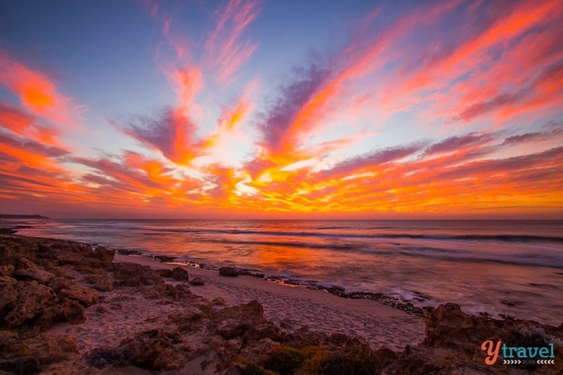 Sunset at Kalbarri, Western Australia